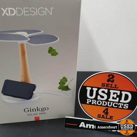 XD Design Ginkgo solar Tree 4.000 mAh