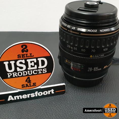 Canon EF 28-105mm f/3.5-4.5