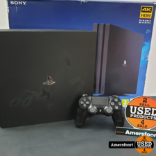 Playstation 4 Pro 1TB Spelcomputer