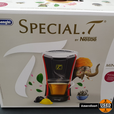 DeLonghi Special T By Nestle
