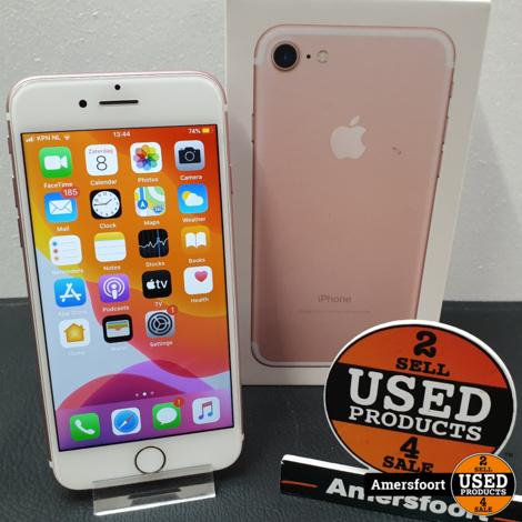 Apple iPhone 7 32GB Rose Goud
