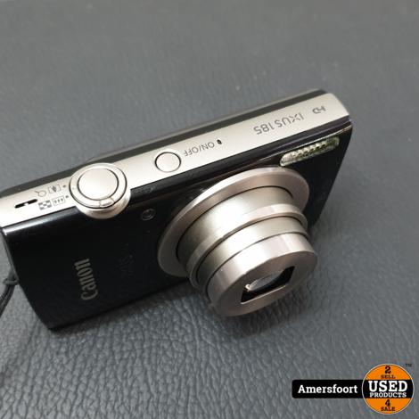 Canon Ixus 185 20mp Fotocamera