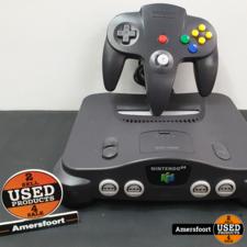Nintendo 64 Spelcomputer | Controller