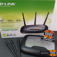 TP-Link TL-WR2543ND Draadloze Router