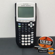Texas Instruments TI-84 Plus Grafische Rekenmachine
