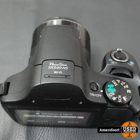 Canon Powershot SX540 HS WiFi Camera