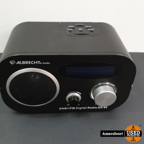 Albrecht DR-80 DAB+ Radio
