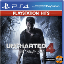 PS4 Uncharted 4: A Thief's End Playstation 4