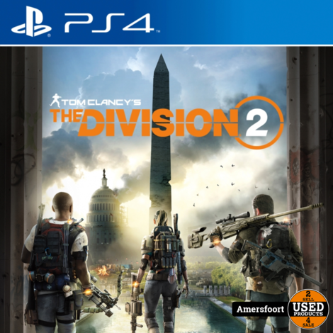 PS4 The Division 2 Playstation 4