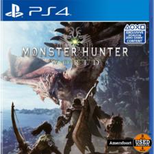 PS4 Monster Hunter World Playstation 4