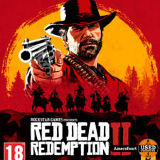 PS4 Red Dead Redemption II Playstation 4