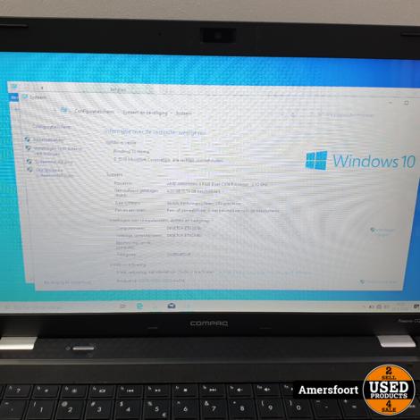 HP Compaq CQ56 Windows 10 Laptop