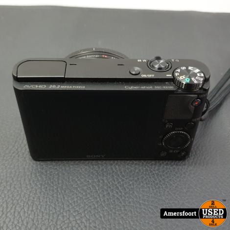 Sony DSC-RX100 Digitale Camera