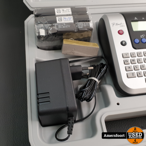 Brother PT-1280 P-Touch  Labelprinter