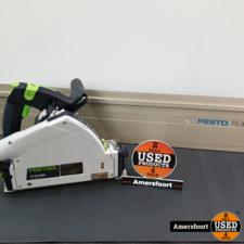 Festool TS 55 REBQ invalzaag + geleiderail