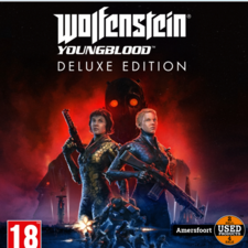 PS4 Wolfenstein Youngblood Playstation 4