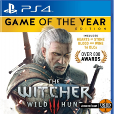 PS4 The Witcher III Playstation 4