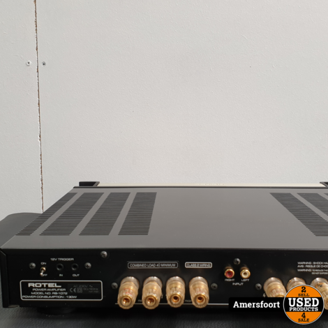 Rotel RB-1072 Stereo Versterker
