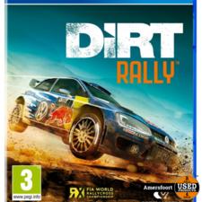 PS4 Dirt Rally Playstation 4