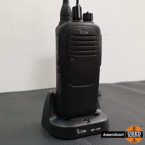 iCom IC-F2000 UHF Portofoon set