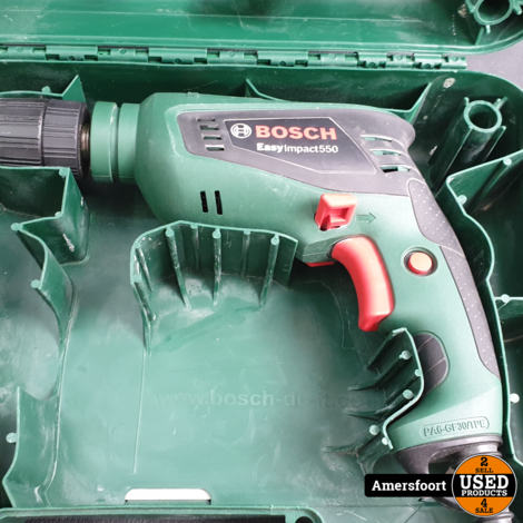 Bosch Easy Impact 550 Boormachine