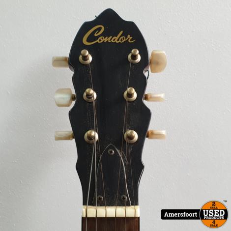 Condor Banjo 6-Snarig