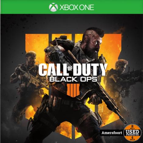 xbox One Call of Duty Black Ops 4 IIII