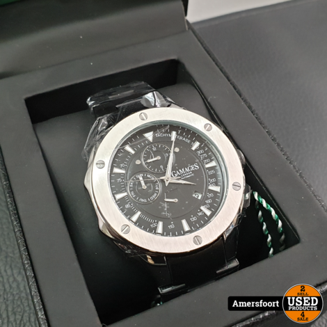 NIEUW Gamages of London | Sports Calendar | GA0030 | Heren Horloge