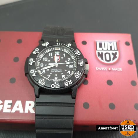 Luminox Navy Seal Horloge 3000 serie