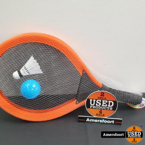 JollyOutside Soft-racketbal set