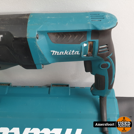 Makita HR2611FT Combihamer 800Watt