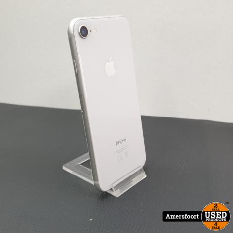 Apple iPhone 8 64GB Wit   Batterij 80%
