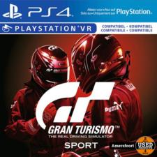 PS4 Gran Turismo Sport NIEUW! Playstation 4