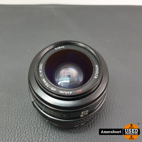 Macro lens Minolta AF/Sony-A 35-70mm f/4