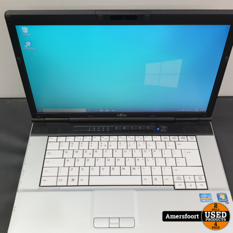 Fujitsu Siemens Lifebook E751 i5 Laptop | 3G ondersteuning