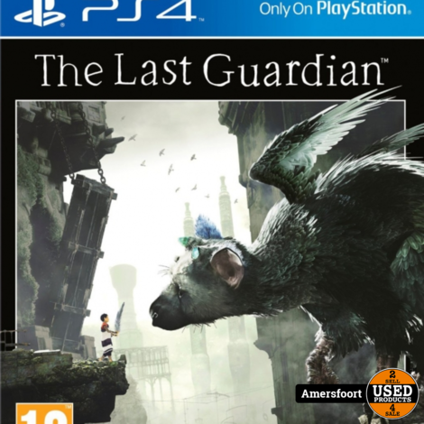 PS4 The Last Guardian Playstation 4