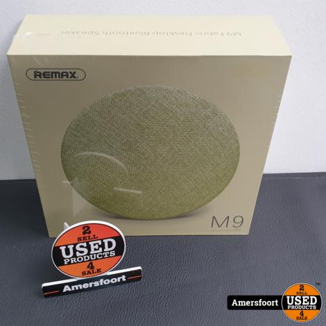 Remax M9 Bluetooth Speaker NIEUW