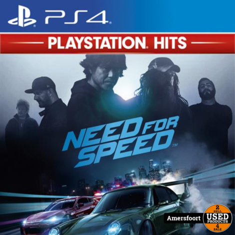 Ps4 Need for Speed (playstation hits)