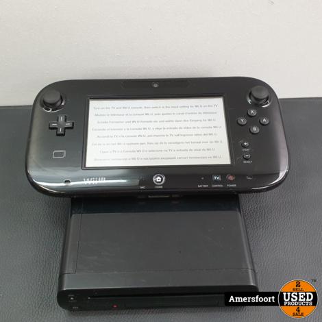 Nintendo Wii U Spelcomputer 32GB