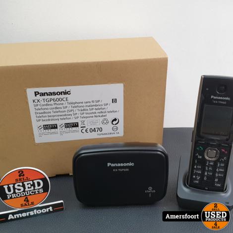Panasonic KX-TGP600CE Voip Set