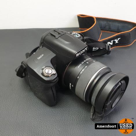 Sony DSLR-A290 Spiegelreflex Camera