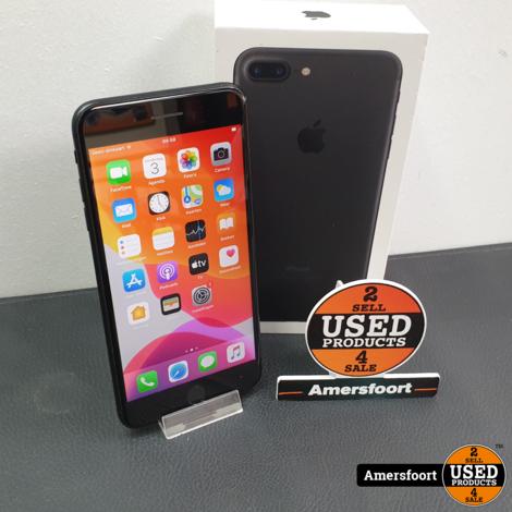 Apple iPhone 7 Plus 32GB Zwart