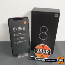 Xiaomi Mi 8 128GB | 6GB | Nieuwe Smartphone