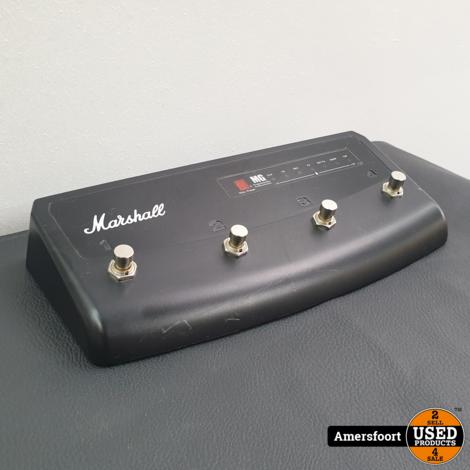 Marshall PEDL-90008 Stompware voetschakelaar voor MG FX serie