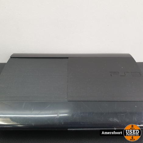 Playstation 3 Super Slim 500GB Spelcomputer