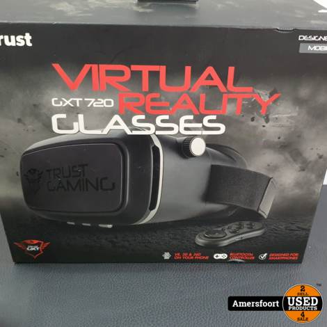 Trust VR Set GXT720 |  Augmented Reality