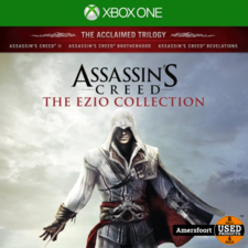 Assassin's Creed The Ezio Collection Xbox One Assassins Creed