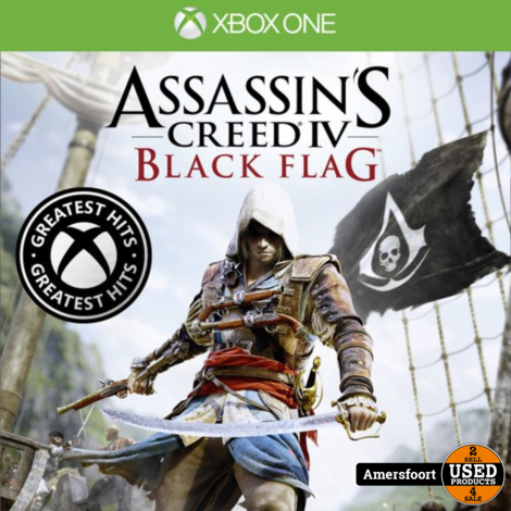 Assassin's Creed Black Flag IV Xbox One Assassins Creed