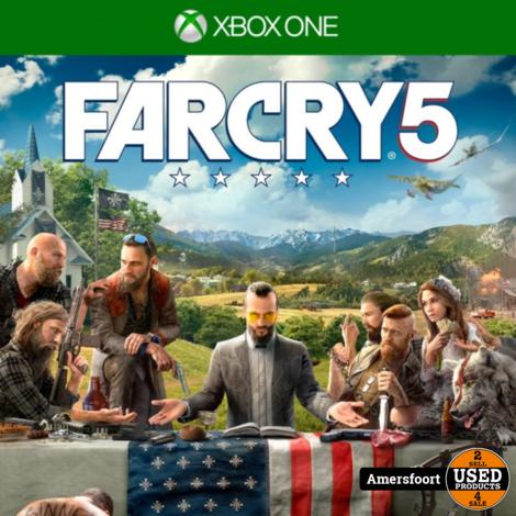 Far Cry 5 Xbox One FarCry 5