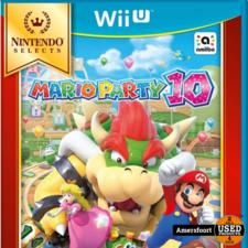 Mario party 10 Wii U (Nintendo Selects)
